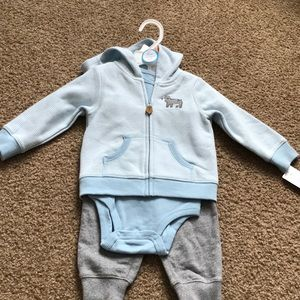 Carters 12 month outfit! Brand new!